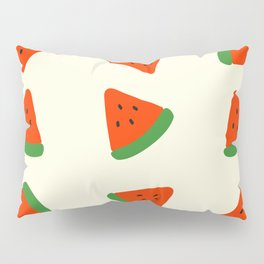 Summer Watermelons Pillow Sham