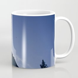 Birds Flying Over Yosemite Coffee Mug