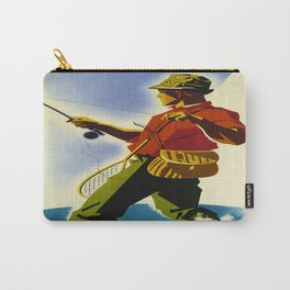 Colorado Fly Fishing Travel Carry-All Pouch