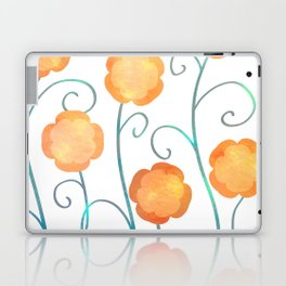 Silly Poppies Laptop & iPad Skin