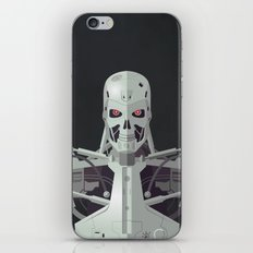 You've Been Targeted For Termination (T800) iPhone & iPod Skin