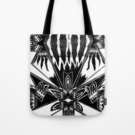 Seed Pattern Tote Bag