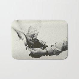 Caring Hand Bath Mat