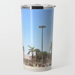 Temple of Luxor, no. 17 Travel Mug