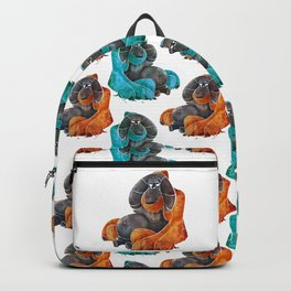 Orangutan Backpack