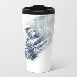 Flying High_Blue Travel Mug