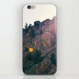 Sunshine on the Rocks iPhone Skin