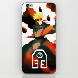 Avatar Kyoshi II iPhone Skin
