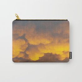GOLD BOILING IN THE SUNRISE Carry-All Pouch