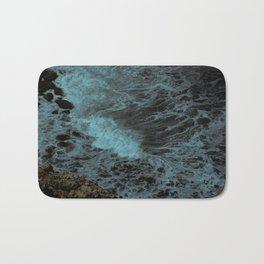 Feel the waves Bath Mat