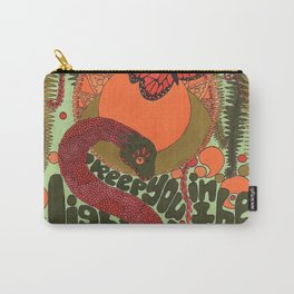 I Will Leave You Warm - Retro Colours Carry-All Pouch