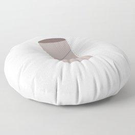 Empty Toilet paper roll Floor Pillow