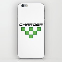 Charger iPhone Skin