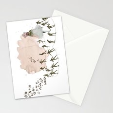 hey diddle diddle 1 Stationery Cards