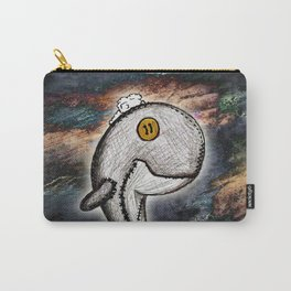 Woody the Whale Carry-All Pouch