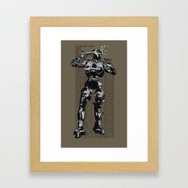 Kernel Panic Framed Art Print
