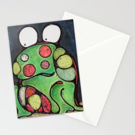 Monsieur Crapaud Stationery Cards