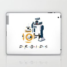 Droid Friends Laptop & iPad Skin