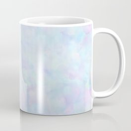 Rainbow Unicorn Pastel Fluffiness Coffee Mug