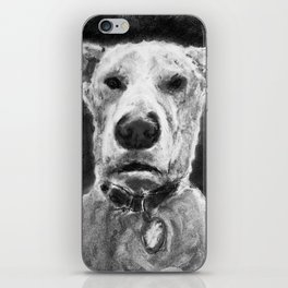 Temo - Charcoal iPhone Skin