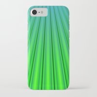 pocket fuel iPhone & iPod Cases featuring Fuel Rods by Lyle Hatch