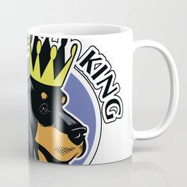 Black and tan cocker spaniel head Coffee Mug