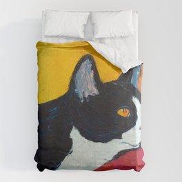 Meow Duvet Cover