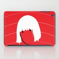 sia iPad Cases featuring Girls Like Sia  by Smudgey Paw