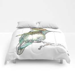 The Tufted Coquette Comforters