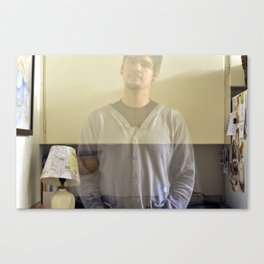 Self-Portrait Canvas Print