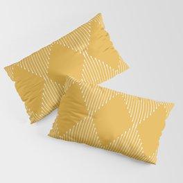 Geo (Yellow) Pillow Sham