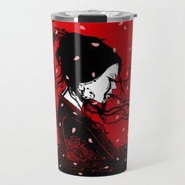 Geiko Poetry Travel Mug