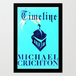 TIMELINE Art Print