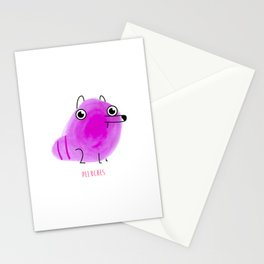 16 - Peluches Stationery Cards