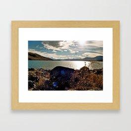 Lake Tekapo (6) Framed Art Print