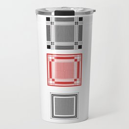 Keffiyeh Travel Mug