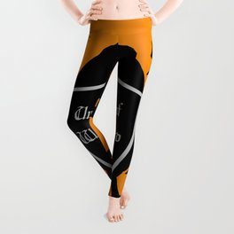 University of Witchcraft and Dragons. House of Solem In Potestatem Leggings