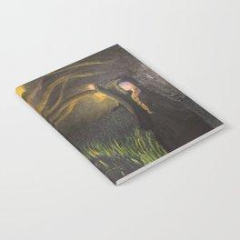 Illuminated Dreams Notebook