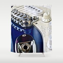 Jam Session - The Peace Collection Shower Curtain