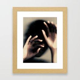 The Last Goodbye Framed Art Print