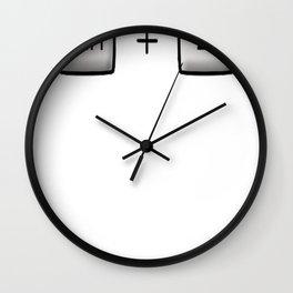 Ctrl + z Wall Clock