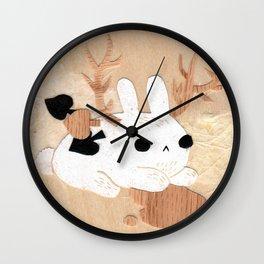 Wolpertinger Wall Clock