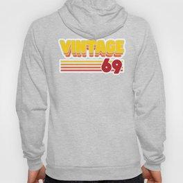 Vintage 1969 50th Hoody
