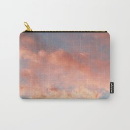 Pink and Blue Sky Over Newport Rhode Island Carry-All Pouch