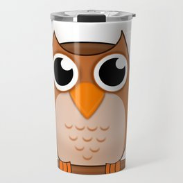 Great Owl Travel Mug