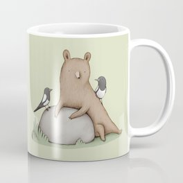 Bear & Birds Coffee Mug