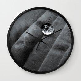 Hypno Hosta II Wall Clock
