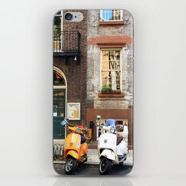New York equality scooters iPhone Skin