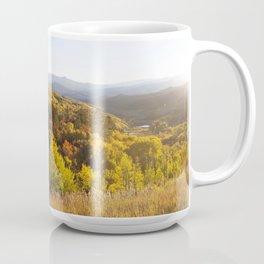 Autumn in Colorado Coffee Mug