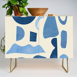 Abstract Shapes 38 Credenza